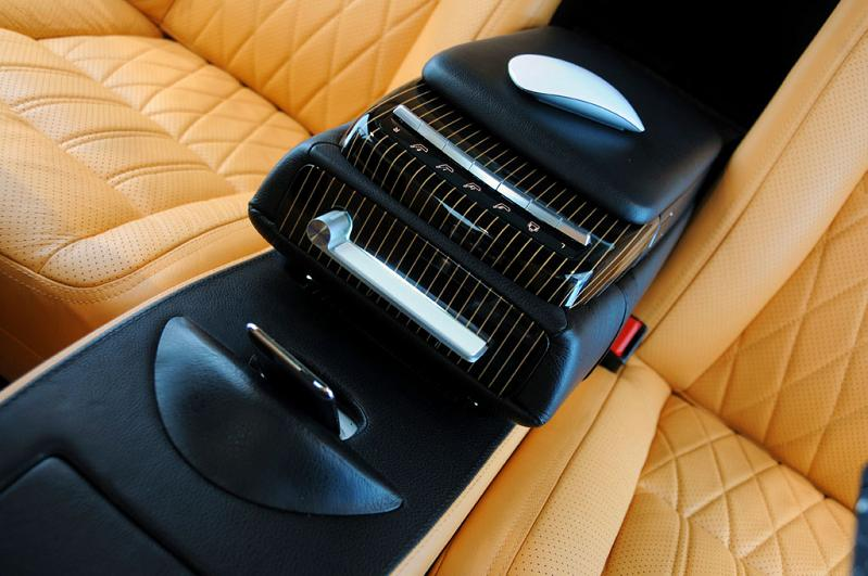 mercedes with apple products iCar: Mercedes S600 Apple Car by Brabus