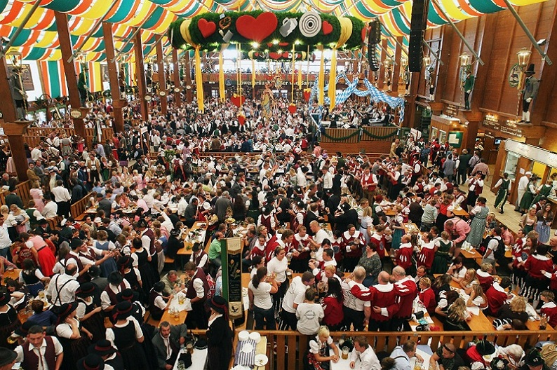 oktoberfest 2010 munich germany Picture of the Day   September 20, 2010