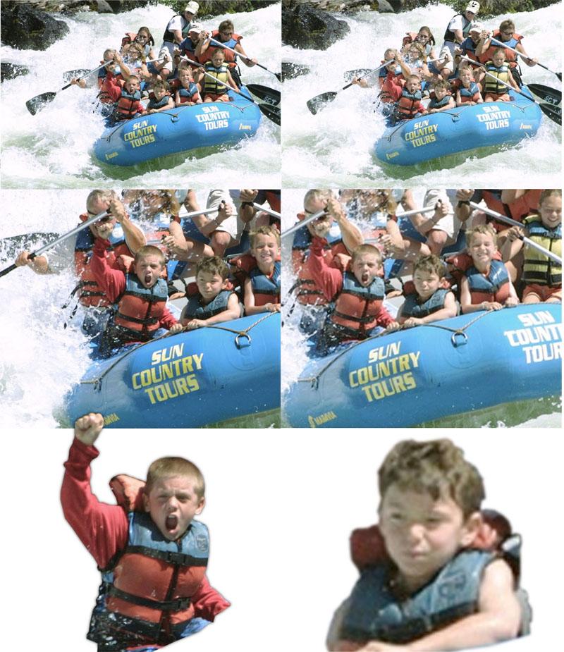 opposite reaction white water rafting The Friday Shirk Report   September 17, 2010 | Volume 75