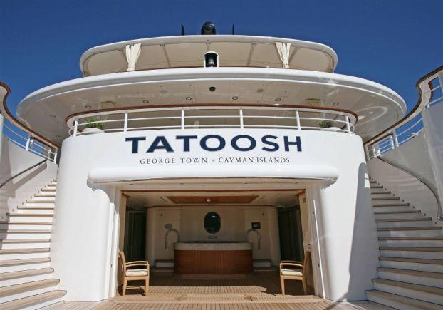 paul allens tatoosh yacht Inside Paul Allens $160 Million Yacht Tatoosh
