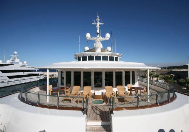paul allens yacht tatoosh Inside Paul Allens $160 Million Yacht Tatoosh