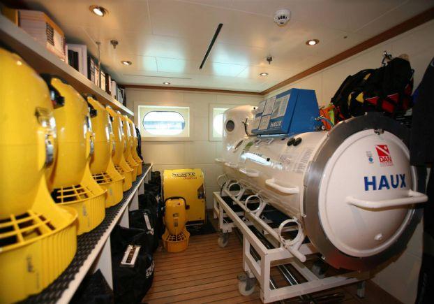 paul allens yacht Inside Paul Allens $160 Million Yacht Tatoosh