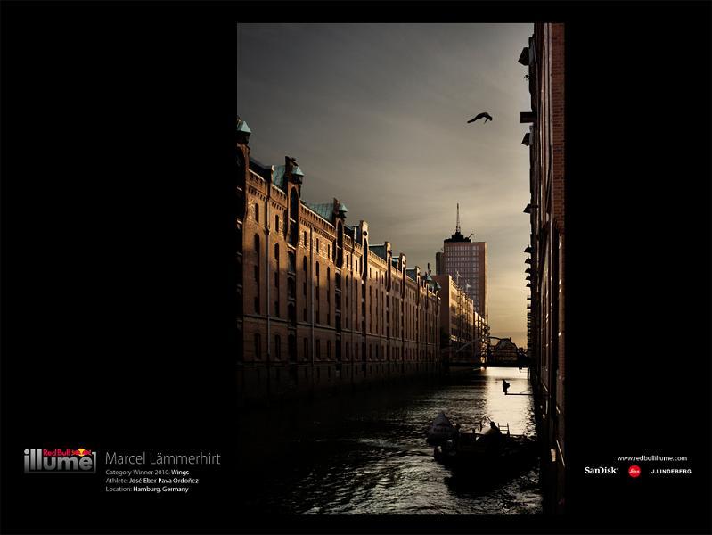 red bull photo contest marcel lammerhirt wings winner 20 Red Bull Extreme Photo Contest Winners