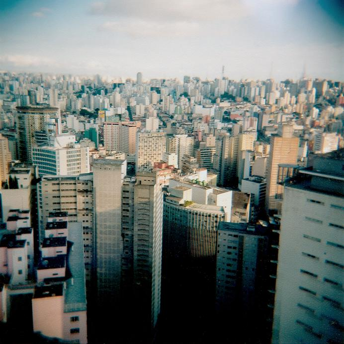 sao paulo skyline 15 Spectacular Skylines Around the World