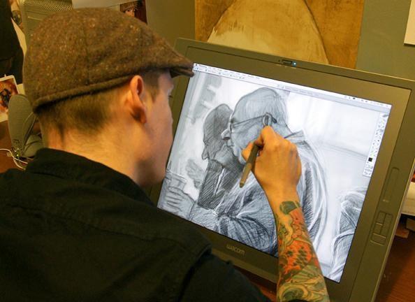 artist jason seiler caricaturist illustrator 25 Incredible Drawings by Master Caricaturist Jason Seiler