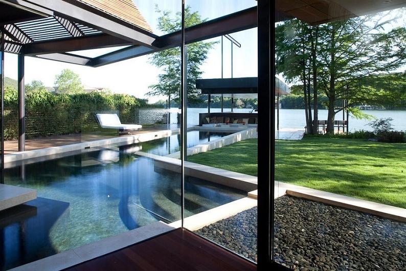 bercy chen lake austin The Peninsula Residence on Lake Austin by Bercy Chen Studio [25 pics]
