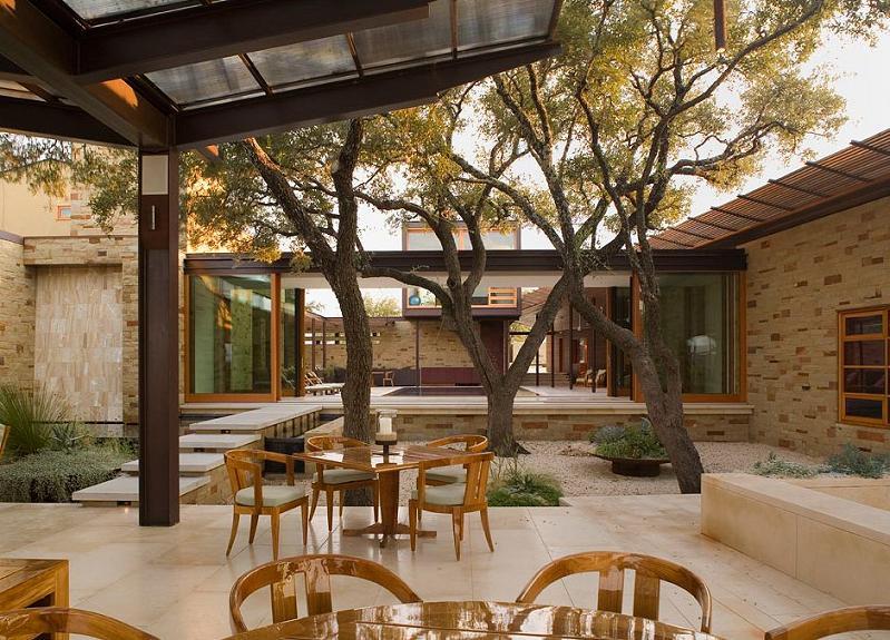 lake travis retreat texas cottage dick clark architecture 14 Lake Travis Retreat   Beautiful Cottage in Texas