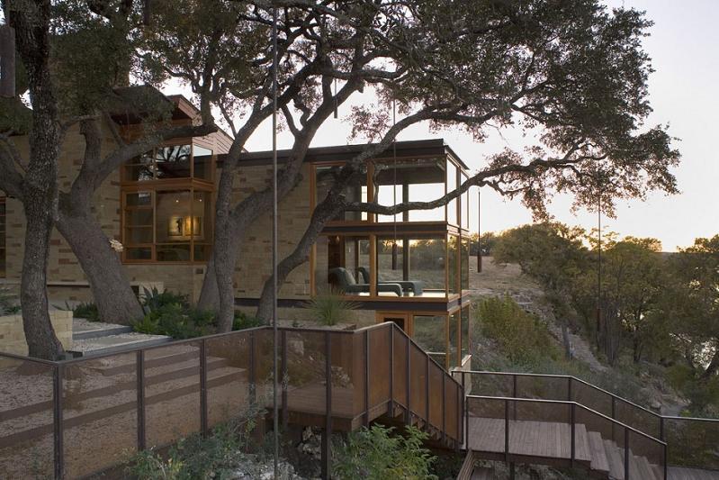 lake travis retreat texas cottage dick clark architecture 2 Lake Travis Retreat   Beautiful Cottage in Texas