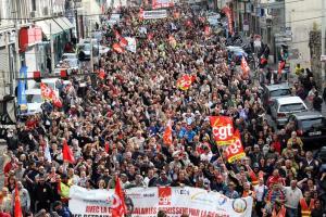 protests in marseille 2010 protests in marseille 2010