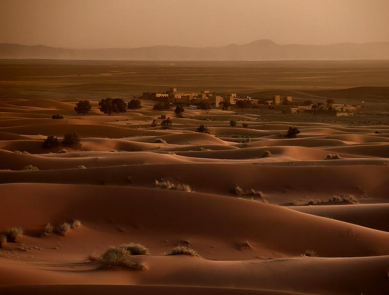 sahara desert Picture of the Day   The Mirage