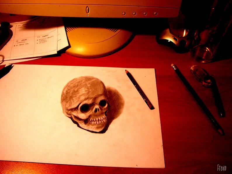 artist fredo 3d drawings illustrations art 12 Unbelievable 3D Drawings by 17 year old Fredo [25 pics]