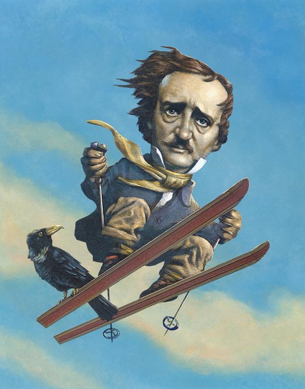 artist mark summers scraperboard The Incredible Scratchboard Art of Mark Summers [25 pics]