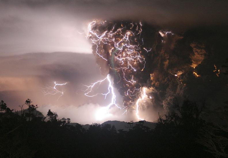 Nature's Fury: 30 Chilling Photos of Natural Hazards
