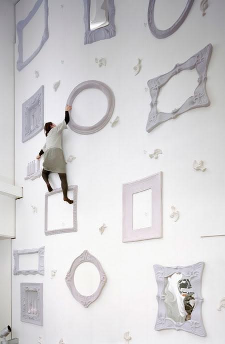 coolest climbing wall japan weird objects Picture of the Day: Worlds Coolest Climbing Wall | Nov 16, 2010