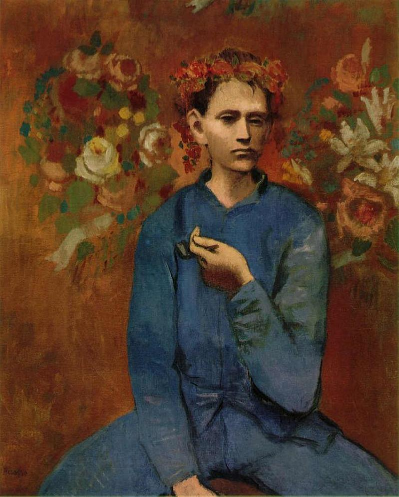 picasso boy with pipe 10 Most Expensive Paintings Sold in the 21st Century
