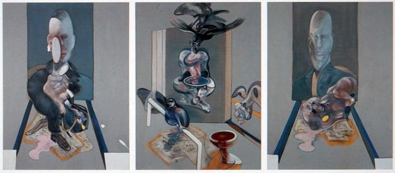 triptych 1976 francis bacon 10 Most Expensive Paintings Sold in the 21st Century
