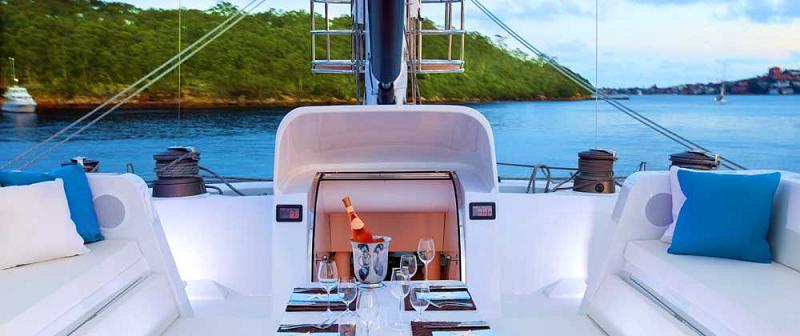 virgin catamaran necker belle 12 Necker Belle: The Ultimate Catamaran Experience [25 Pics]