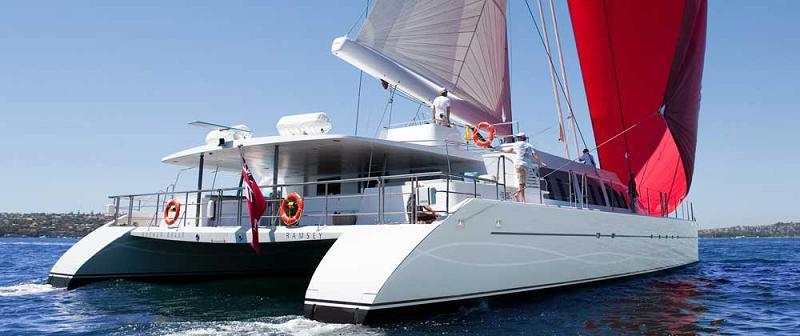 virgin catamaran necker belle 20 Necker Belle: The Ultimate Catamaran Experience [25 Pics]