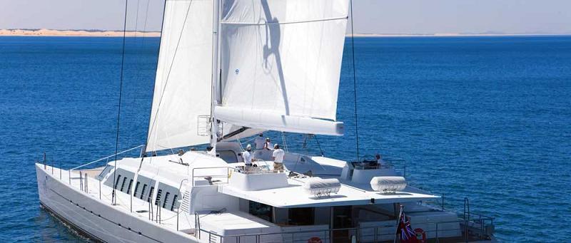 virgin catamaran necker belle 22 Necker Belle: The Ultimate Catamaran Experience [25 Pics]