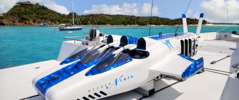 virgin catamaran necker belle 24 Necker Belle: The Ultimate Catamaran Experience [25 Pics]