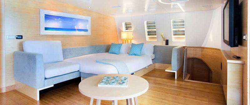 virgin catamaran necker belle 6 Necker Belle: The Ultimate Catamaran Experience [25 Pics]