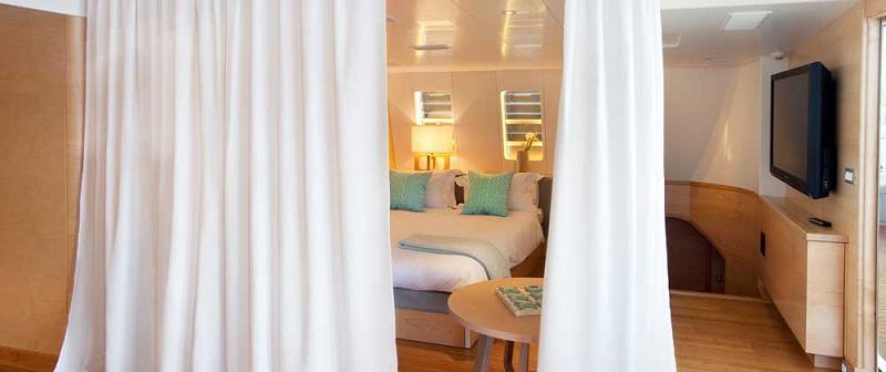 virgin catamaran necker belle 7 Necker Belle: The Ultimate Catamaran Experience [25 Pics]