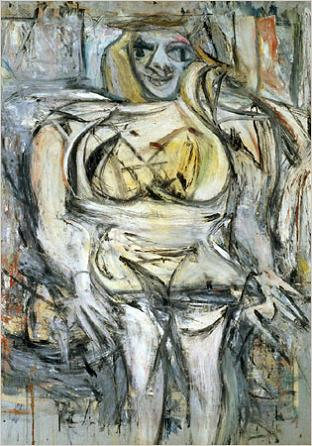 william de kooning woman 3 10 Most Expensive Paintings Sold in the 21st Century