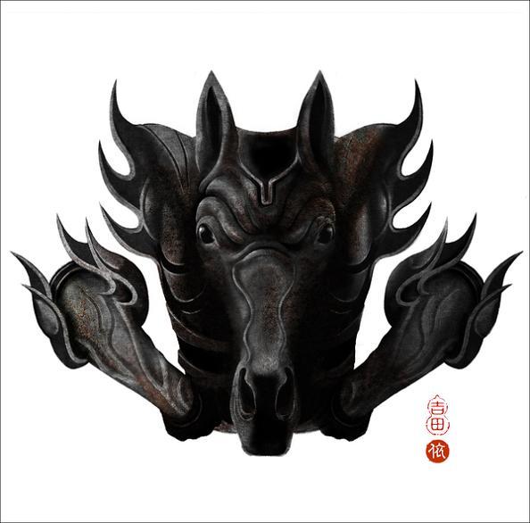 year of the horse Amazing Animal Art of the Chinese Zodiac