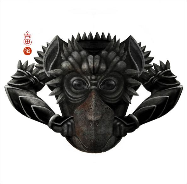 year of the monkey Amazing Animal Art of the Chinese Zodiac
