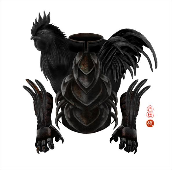 year of the rooster Amazing Animal Art of the Chinese Zodiac