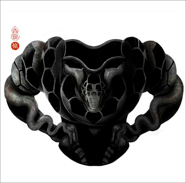 year of the snake Amazing Animal Art of the Chinese Zodiac
