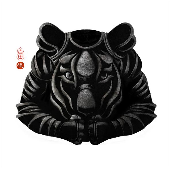 year of the tiger Amazing Animal Art of the Chinese Zodiac