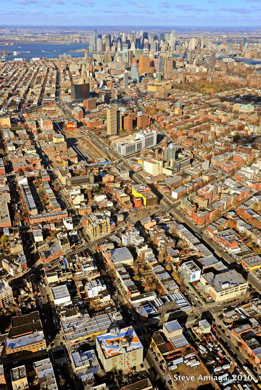 350 cool roof by molly dilworth new york city usa 2 350 Earth: Worlds First Art Exhibit Visible from Space