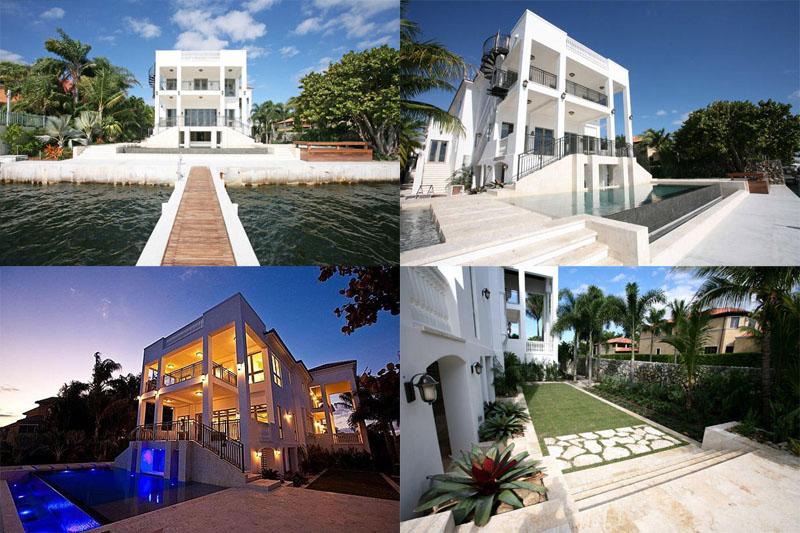 Lebron James' $9 Million House in Miami