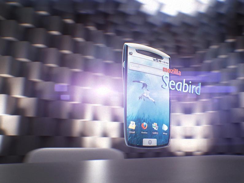 mozilla web phone seabird 5 Mozilla Seabird: Community Driven Mobile Phone of the Future