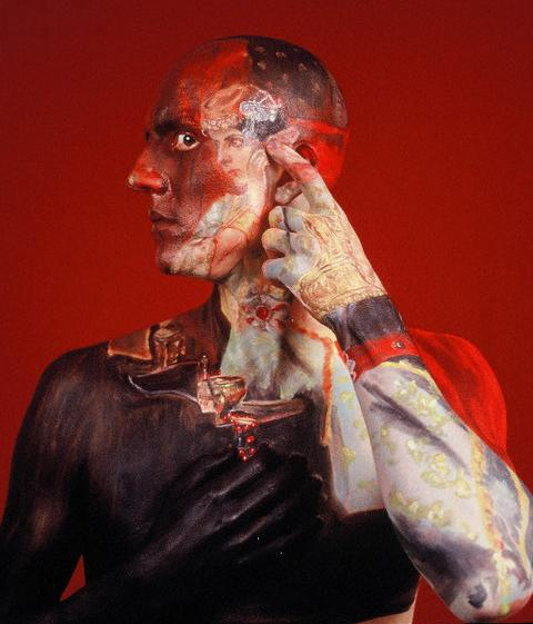 museum anatomy chadwick and spector body painting classic art 11 Museum Anatomy: Body Painting by Chadwick & Spector