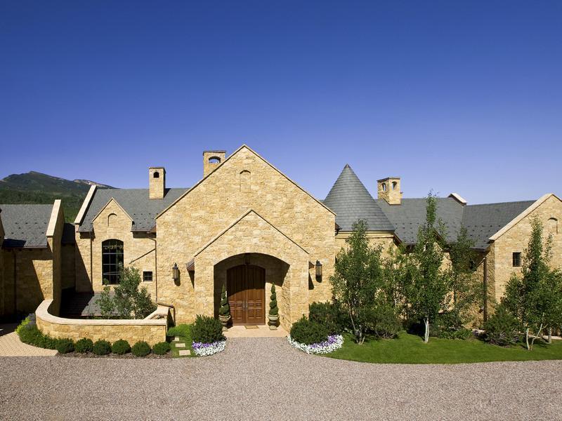 tuscan estate aspen colorado 12 Wow! $35.75m Tuscan Inspired Estate in Aspen, Colorado