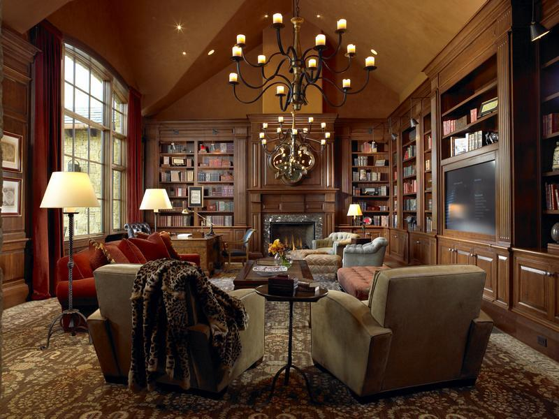 tuscan estate aspen colorado 13 Wow! $35.75m Tuscan Inspired Estate in Aspen, Colorado