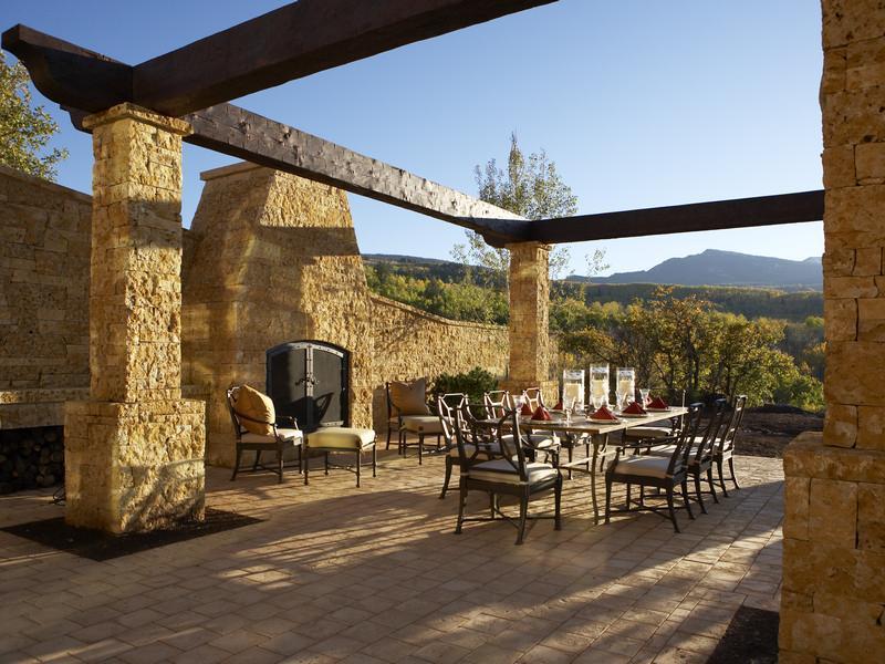 tuscan estate aspen colorado 15 Wow! $35.75m Tuscan Inspired Estate in Aspen, Colorado