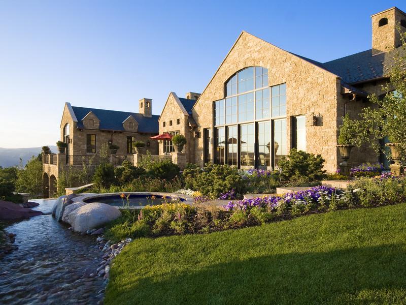 tuscan estate aspen colorado 21 Wow! $35.75m Tuscan Inspired Estate in Aspen, Colorado