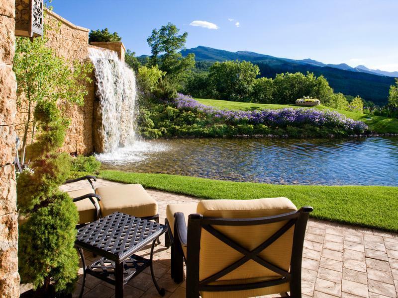 tuscan estate aspen colorado 22 Wow! $35.75m Tuscan Inspired Estate in Aspen, Colorado