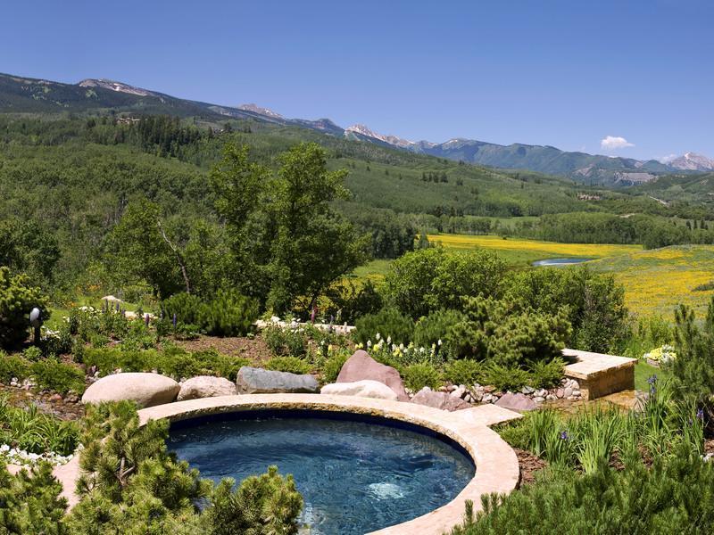 tuscan estate aspen colorado 7 Wow! $35.75m Tuscan Inspired Estate in Aspen, Colorado