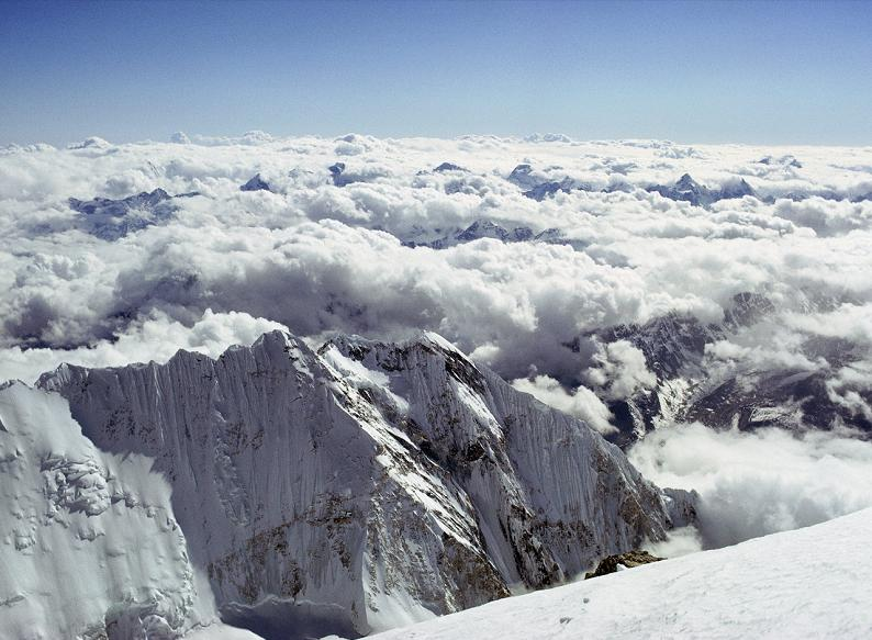 view from top summit of mount everest This Day In History   May 11th
