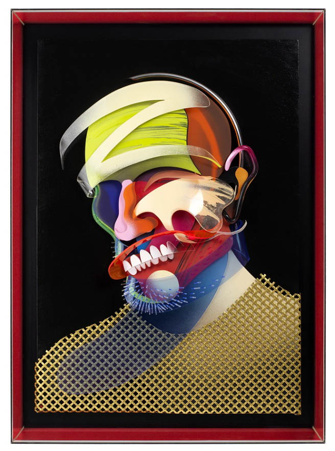 adam neate artist 3d artwork paintings 1 Astonishing 3D Collages by Adam Neate [30 pics]