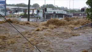 floods queensland australia reach brisbane floods queensland australia reach brisbane