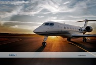 What's a G6? It's the $58 million Gulfstream G650 Private Jet