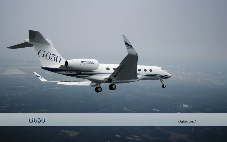 gulfstream g650 private jet like a g6 3 Whats a G6? Its the $58 million Gulfstream G650 Private Jet