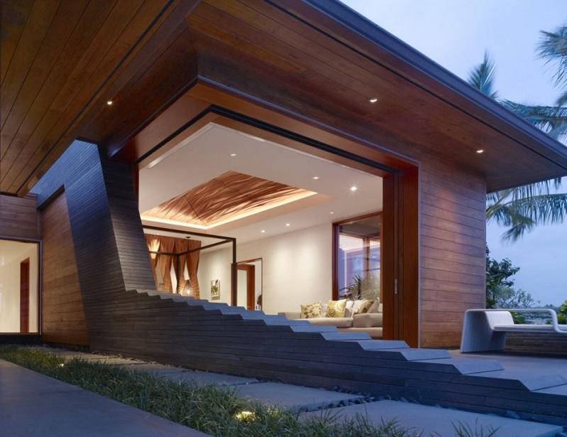 kona residence hawaii belzberg architects 10 The Stunning Kona Residence in Hawaii by Belzberg Architects