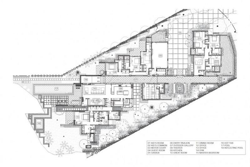 kona residence hawaii belzberg architects 20 The Stunning Kona Residence in Hawaii by Belzberg Architects