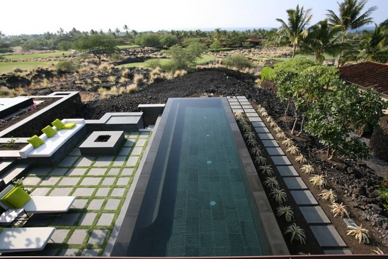 kona residence hawaii belzberg architects 9 The Stunning Kona Residence in Hawaii by Belzberg Architects